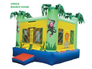 Jungle Bounce House Rental