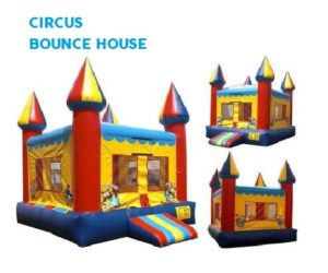 Circus Bounce House Rental